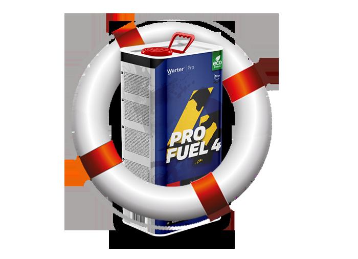 Warter Pro Fuel